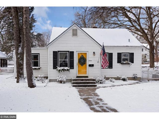 2744 Salem Avenue, Saint Louis Park, MN 55416 (#4895224) :: House Hunters Minnesota- Keller Williams Classic Realty NW