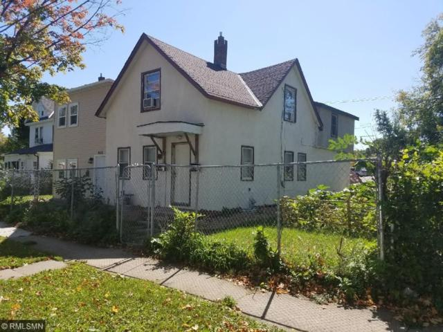 448 Sherburne Avenue, Saint Paul, MN 55103 (#4895374) :: Norse Realty