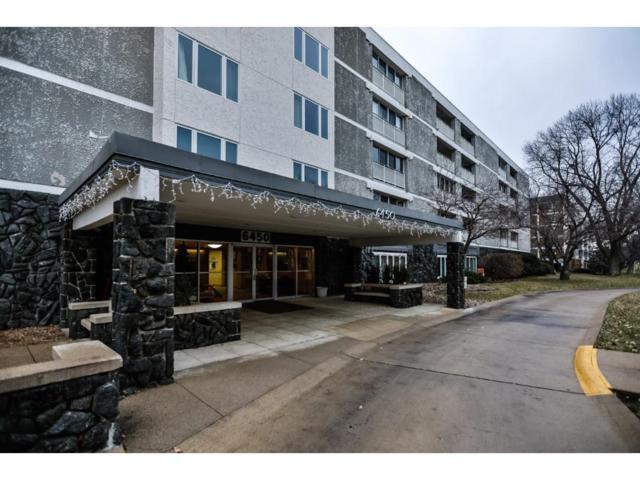 6450 York Avenue S #301, Edina, MN 55435 (#4895447) :: House Hunters Minnesota- Keller Williams Classic Realty NW