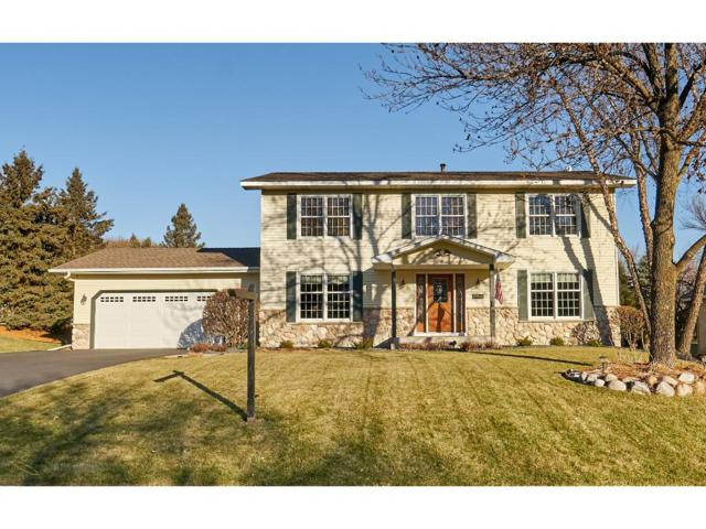 11900 Boulder Bay Road, Eden Prairie, MN 55344 (#4895454) :: House Hunters Minnesota- Keller Williams Classic Realty NW
