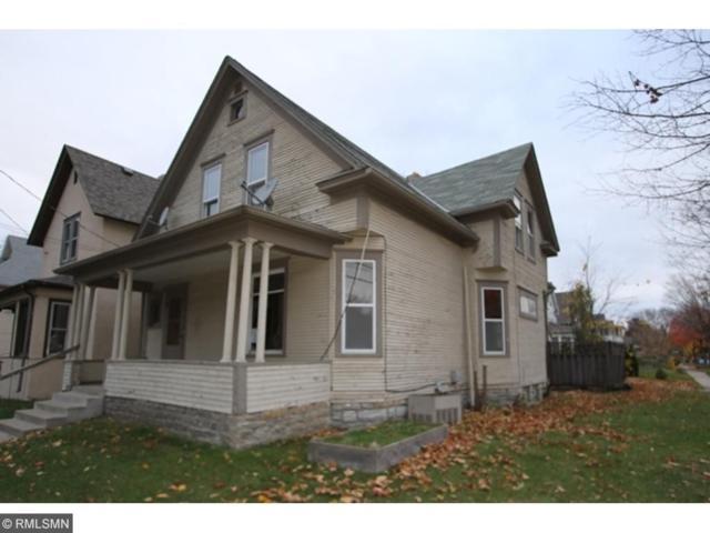 1033 19th Avenue NE, Minneapolis, MN 55418 (#4895742) :: House Hunters Minnesota- Keller Williams Classic Realty NW