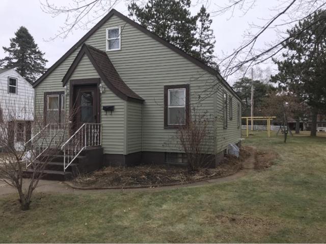 1222 2nd Street SW, Wadena, MN 56482 (#4895825) :: House Hunters Minnesota- Keller Williams Classic Realty NW