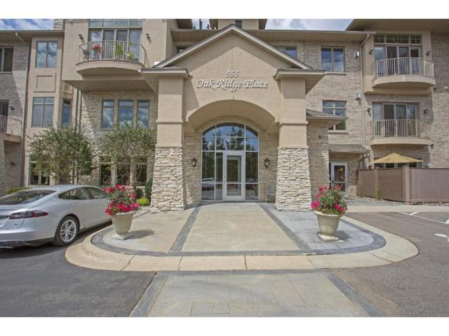 555 Oak Ridge Place #320, Hopkins, MN 55305 (#4897699) :: Hergenrother Group
