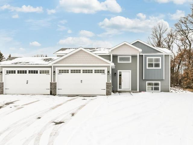 707 Greenwood Street SW, Isanti, MN 55040 (#4900600) :: The Preferred Home Team
