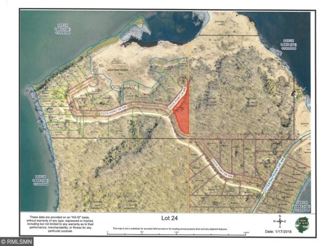 tbd Duck Point Drive, Cass Lake, MN 56633 (#4901266) :: The Sarenpa Team