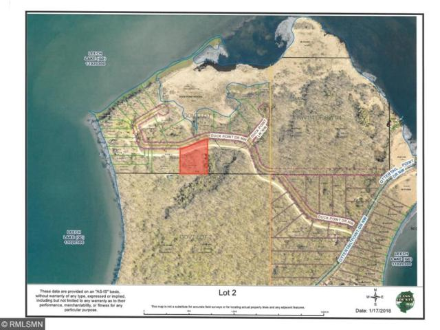 tbd Duck Pt Drive NW, Cass Lake, MN 56633 (#4901307) :: Olsen Real Estate Group