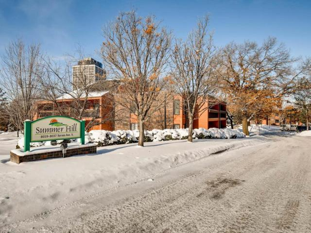 8037 Xerxes Avenue S #135, Bloomington, MN 55431 (#4901421) :: Twin Cities Listed