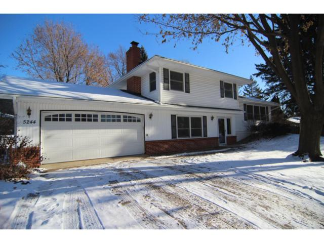 5244 Heritage Hills Drive, Bloomington, MN 55437 (#4901511) :: Twin Cities Listed