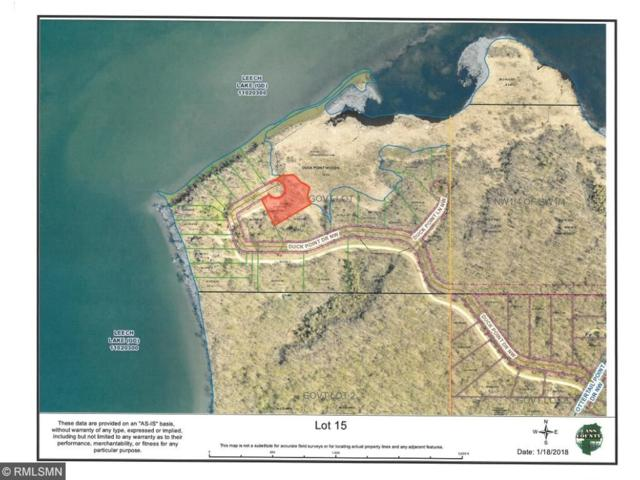 xxxxx Duck Point Drive NW, Cass Lake, MN 56633 (#4901546) :: The Sarenpa Team