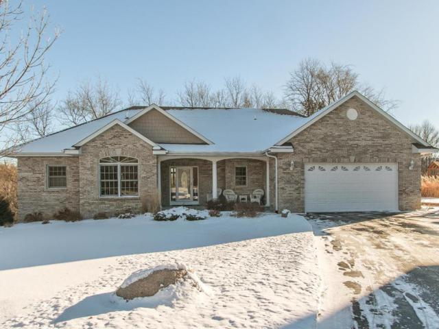 416 Creek View Circle SE, Saint Michael, MN 55376 (#4901842) :: Twin Cities Listed