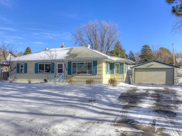 2558 Wheeler Street N, Roseville, MN 55113 (#4901968) :: Twin Cities Listed