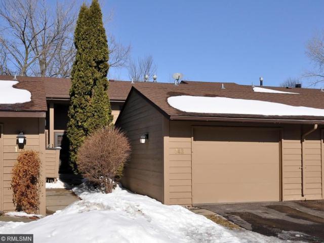 142 W Eagle Lake Drive, Maple Grove, MN 55369 (#4908675) :: House Hunters Minnesota- Keller Williams Classic Realty NW