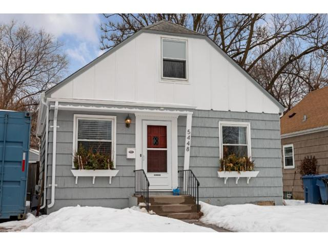 5448 Blaisdell Avenue, Minneapolis, MN 55419 (#4908764) :: House Hunters Minnesota- Keller Williams Classic Realty NW