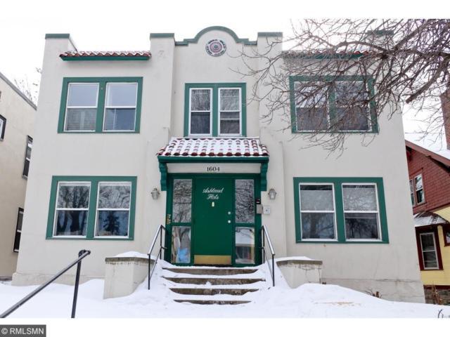 1604 Ashland Avenue #2, Saint Paul, MN 55104 (#4911635) :: The Odd Couple Team