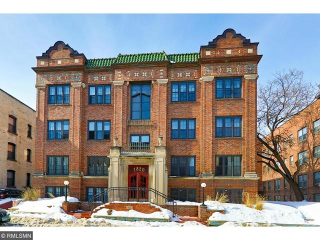 1820 1st Avenue S #204, Minneapolis, MN 55403 (#4912057) :: The Odd Couple Team