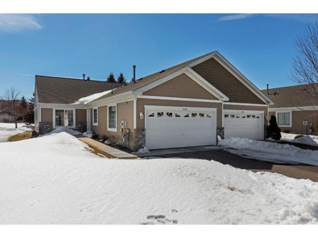 13209 Spencer Sweet Pea Lane, Eden Prairie, MN 55347 (#4916609) :: Team Winegarden