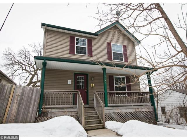 2180 Bush Avenue E, Saint Paul, MN 55119 (#4919654) :: Olsen Real Estate Group
