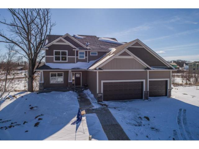 6634 Enid Trail, Lino Lakes, MN 55038 (#4937732) :: The Hergenrother Group North Suburban