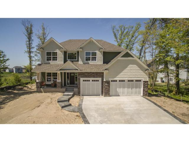 6630 Enid Trail, Lino Lakes, MN 55038 (#4937773) :: The Hergenrother Group North Suburban