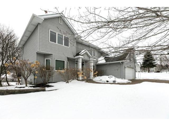 3393 Rolling Hills Drive, Eagan, MN 55121 (#4942295) :: The Snyder Team