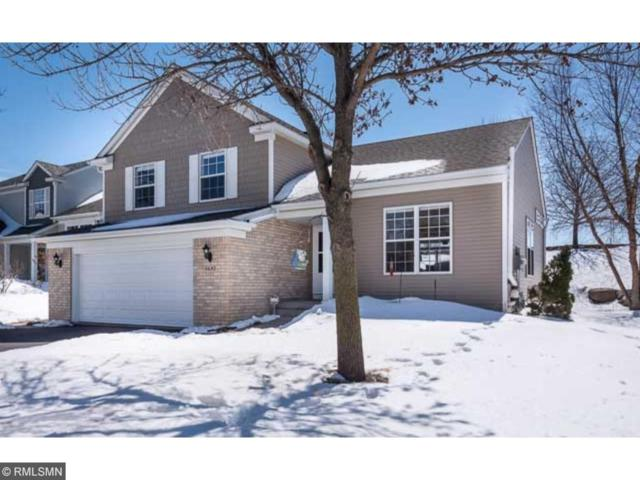 1642 Oakbrooke Drive, Eagan, MN 55122 (#4942368) :: Twin Cities Listed
