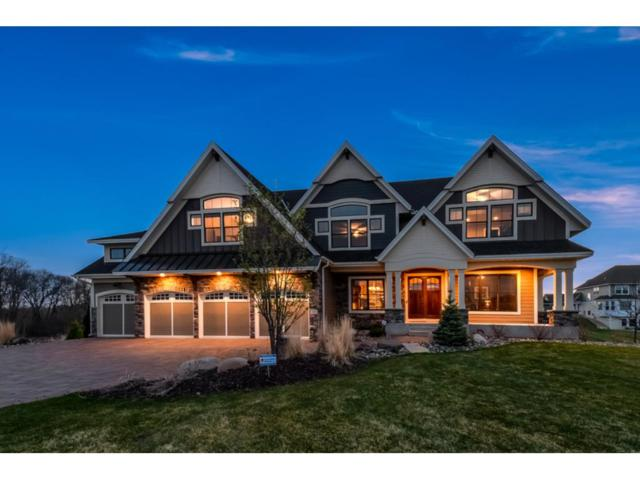 58 Monarch Way, North Oaks, MN 55127 (#4946091) :: The Hergenrother Group North Suburban