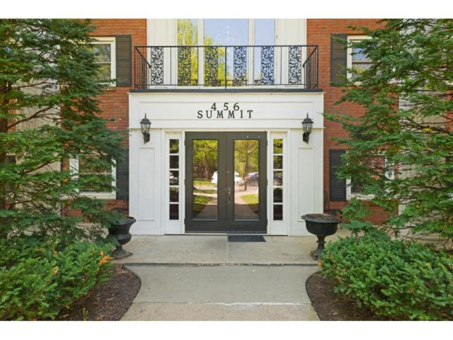 456 Summit Avenue #101, Saint Paul, MN 55102 (#4950508) :: The Hergenrother Group North Suburban