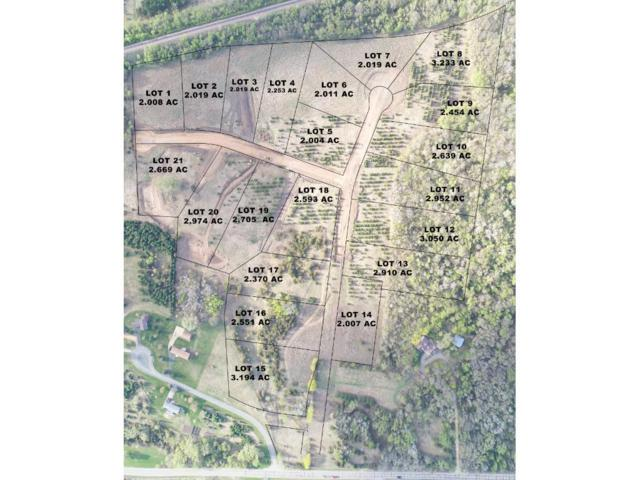 Lot 18 Jack Avenue, Hudson, WI 54016 (#4958065) :: The Preferred Home Team