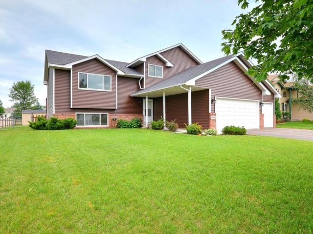 8354 Park Avenue NE, Otsego, MN 55330 (#4965440) :: House Hunters Minnesota- Keller Williams Classic Realty NW