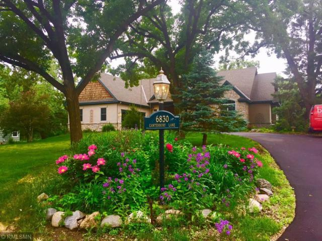6830 Canterbury Lane, Eden Prairie, MN 55346 (#4966196) :: House Hunters Minnesota- Keller Williams Classic Realty NW