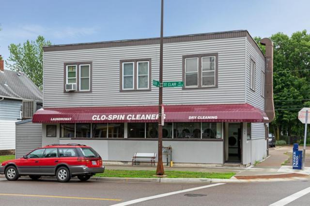 1398 Saint Clair Avenue, Saint Paul, MN 55105 (#4966459) :: The Odd Couple Team