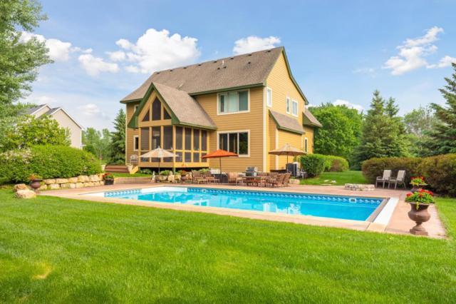 2440 Keller Road, Medina, MN 55356 (#4966679) :: House Hunters Minnesota- Keller Williams Classic Realty NW