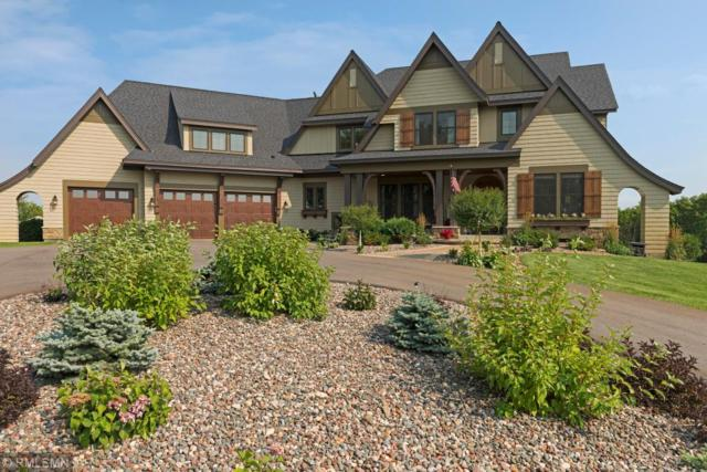 2172 Homestead Trail, Medina, MN 55356 (#4967059) :: House Hunters Minnesota- Keller Williams Classic Realty NW