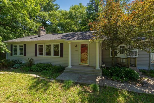 383 Ridgeview Drive, Wayzata, MN 55391 (#4968056) :: House Hunters Minnesota- Keller Williams Classic Realty NW