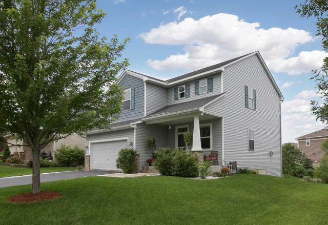 1764 Switchgrass Court, Shakopee, MN 55379 (#4968950) :: Twin Cities Listed