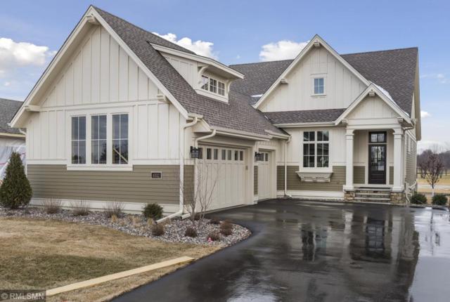 4172 Fairway Drive Drive, Medina, MN 55340 (#4969548) :: House Hunters Minnesota- Keller Williams Classic Realty NW