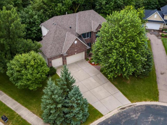 985 Weston Ridge Parkway, Chaska, MN 55318 (#4970116) :: The Sarenpa Team