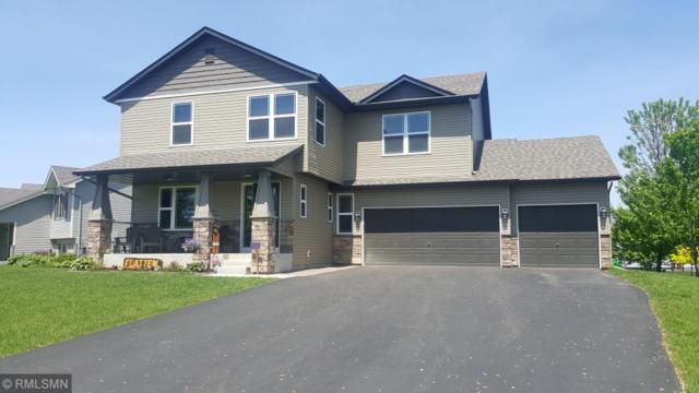 10452 6th Street NE, Hanover, MN 55341 (#4970977) :: House Hunters Minnesota- Keller Williams Classic Realty NW