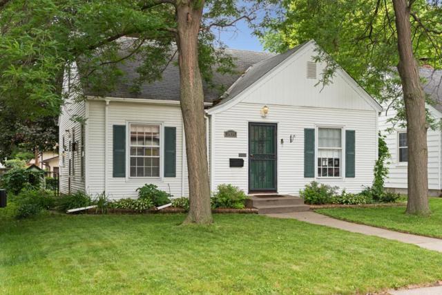 2934 Hayes Street NE, Minneapolis, MN 55418 (#4971077) :: House Hunters Minnesota- Keller Williams Classic Realty NW