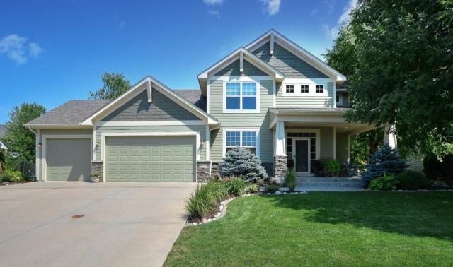9039 Whispering Oaks Trail, Shakopee, MN 55379 (#4971848) :: The Janetkhan Group