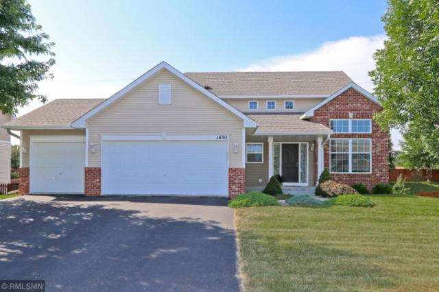 16311 Fallbrook Drive, Lakeville, MN 55044 (#4976416) :: The Preferred Home Team