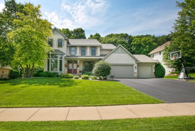 9704 Laforet Drive, Eden Prairie, MN 55347 (#4977985) :: House Hunters Minnesota- Keller Williams Classic Realty NW
