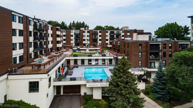 52 Groveland Terrace A114, Minneapolis, MN 55403 (#4979314) :: The Sarenpa Team