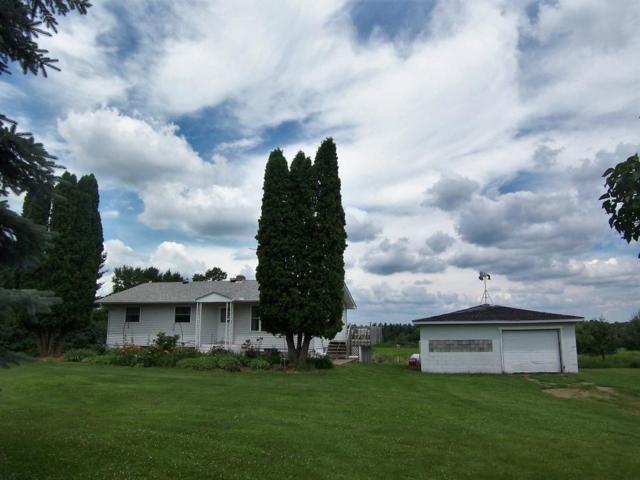 8974 Spangberg Road, Webster, WI 54893 (#4980419) :: The Snyder Team