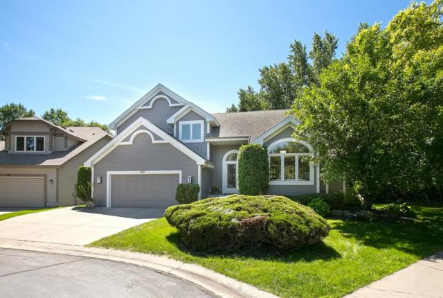 3087 Saint Albans Hollow Circle, Minnetonka, MN 55305 (#4981109) :: The Sarenpa Team