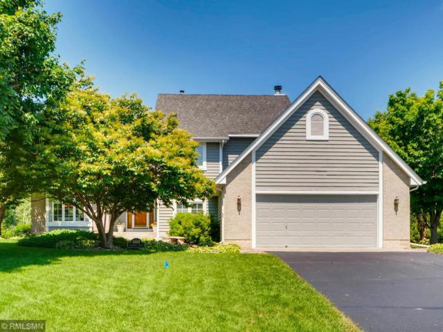 4661 Allendale Drive, White Bear Twp, MN 55127 (#4982914) :: The Snyder Team