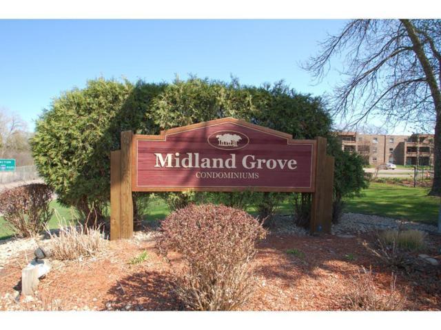 2200 Midland Grove Road #201, Roseville, MN 55113 (#4985020) :: The Sarenpa Team