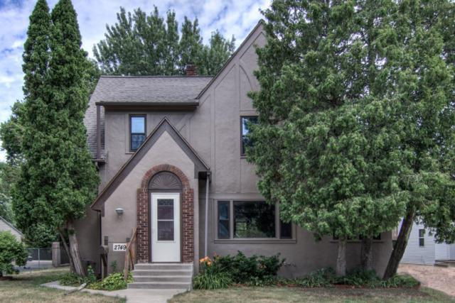 2749 3rd Street, Eau Claire, WI 54703 (MLS #4985825) :: The Hergenrother Realty Group