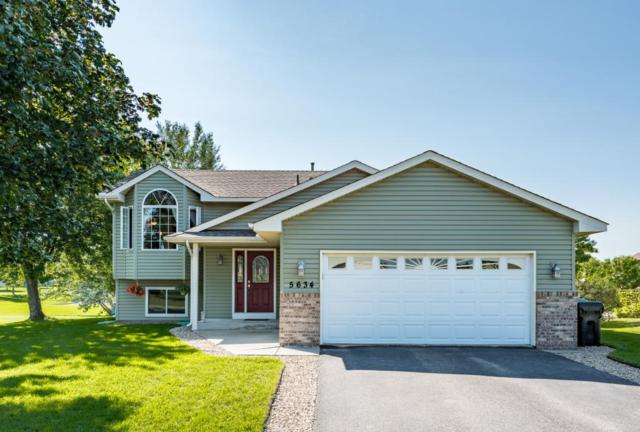 5634 Loon Drive, Big Lake, MN 55309 (#4990985) :: Hergenrother Group