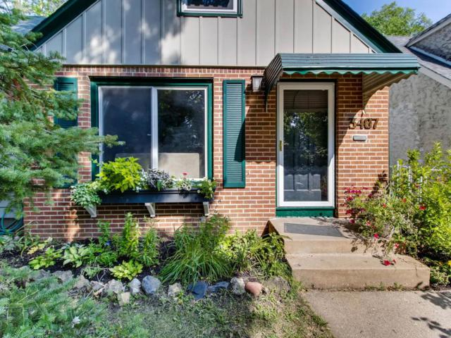 3407 Buchanan Street NE, Minneapolis, MN 55418 (#4992932) :: Twin Cities Listed